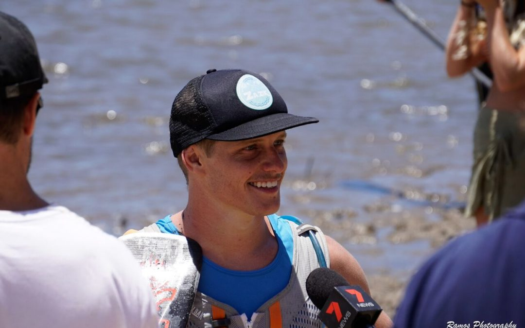 Booth crowned 2017 Australian SUP Champion