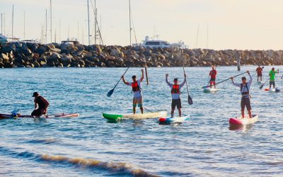 $16,000 raised for Autism Charity 'Ocean Heroes' in 228km paddle