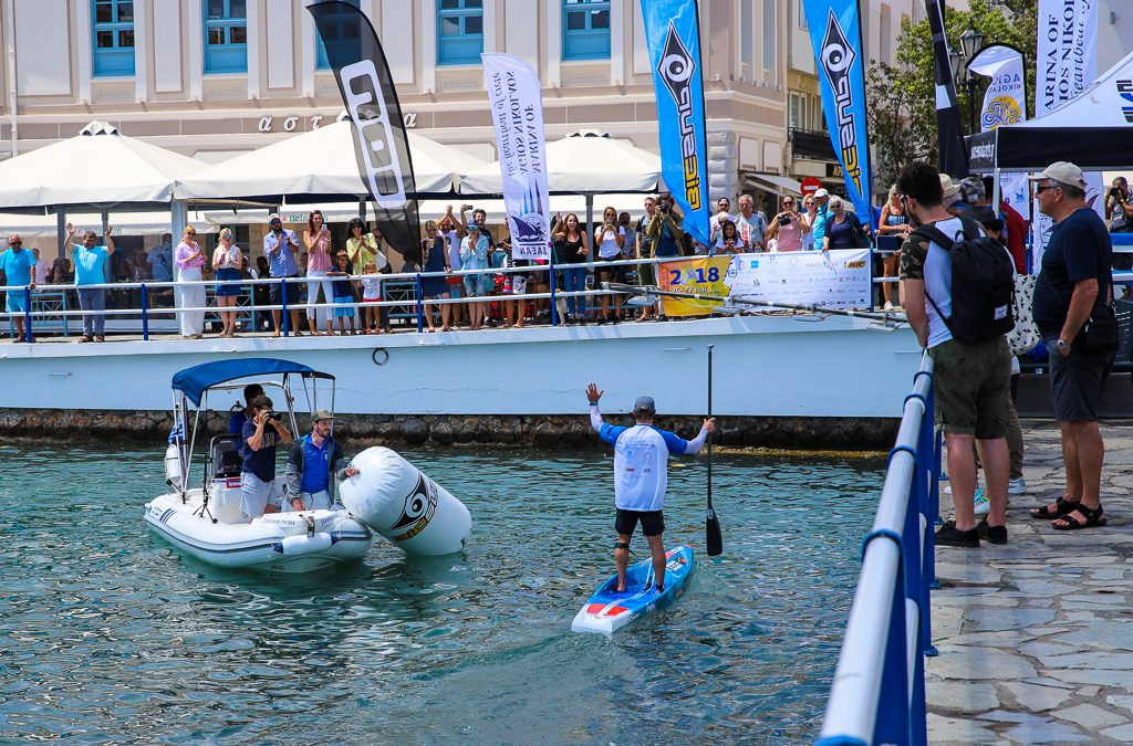 Booth Takes Out Agios Nikolaos, firing up for a big European Summer