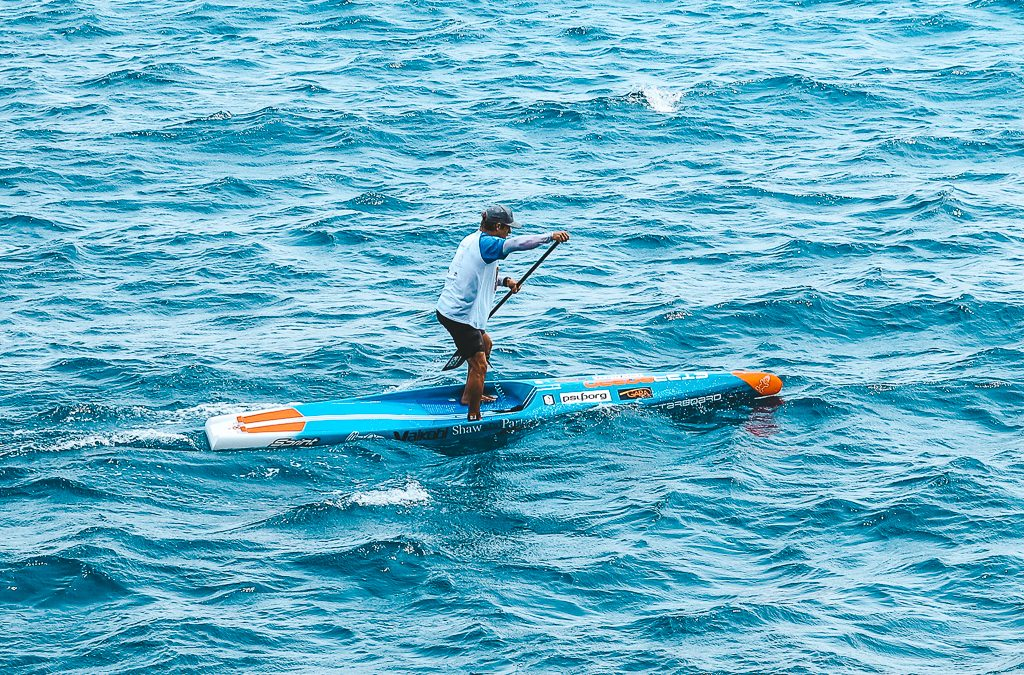 Booth aiming for back-to-back win heading into the Santa Paola downwind challenge this Sunday