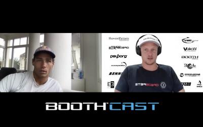 BOOTHCAST 81 – Arthur Arutkin (World Champion SUP Athlete & Pro Windsurfer)